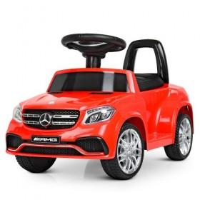 Электромобиль детский Bambi Mercedes M 4065 EBLR-3, красный