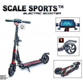 Електросамокат Scale Sports SS 01 чорний