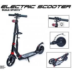 Електросамокат Scale Sports SS 02 чорний