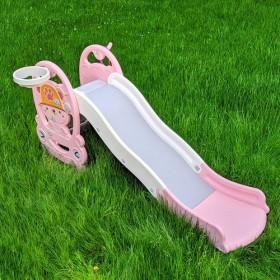 Гірка BAMBI Ведмедик WM19094-8 рожева