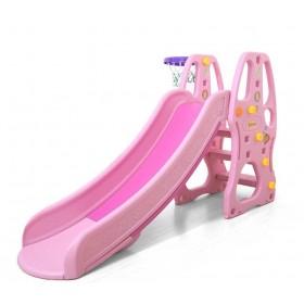Горка Toti C-23056, розовая