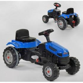Педальний трактор Pilsan 07-314 синій
