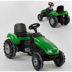Педальний трактор Pilsan 07-321 зелений