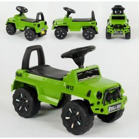 Каталка - толокар Joy 808 G зеленая