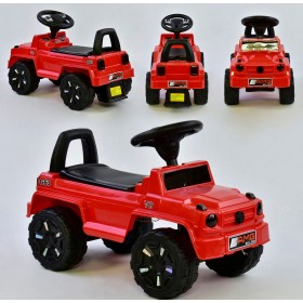 Каталка - толокар Joy 809 V, красная