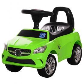Каталка - толокар Bambi, машинка M3147С, зелена