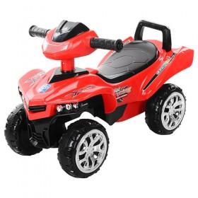 Каталка - толокар Bambi, квадроцикл M3502, червоний