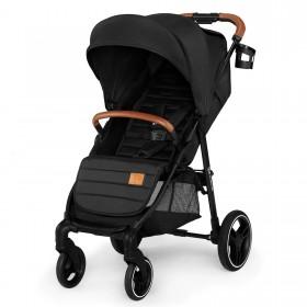 Прогулочная коляска-книжка Kinderkraft Grande 2020 черная