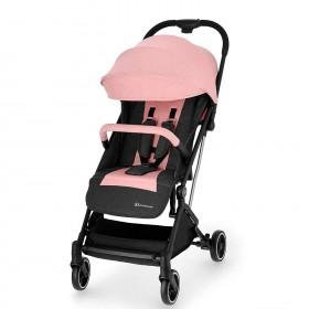 Прогулочная коляска-книжка Kinderkraft Indy розовая