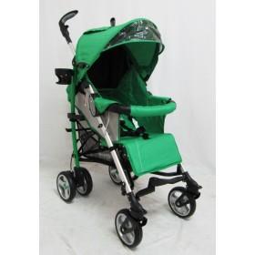 Прогулочная коляска-трость Sigma DolcheMio зеленая