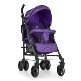 Прогулочная коляска-трость EL CAMINO ME1029 BREEZ фиолетовая