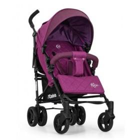 Прогулочная коляска-трость EL CAMINO ME 1013 RUSH фиолетовая
