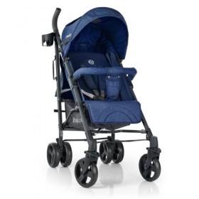 Прогулочная коляска-трость EL CAMINO ME1029 BREEZ синяя