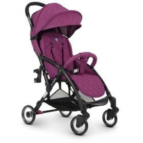 Прогулочная коляска-книжка EL CAMINO ME 1058 WISH фиолетовая