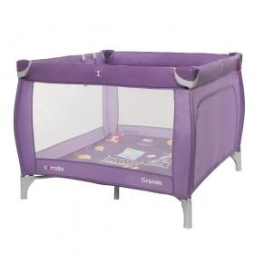 Манеж Carrello Grande CRL 9204/1 фіолетовий