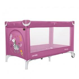 Манеж-ліжко Carrello Piccolo CRL 9203/1 фіолетовий