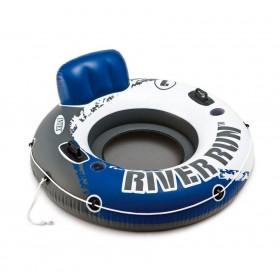 Надувное кресло Intex Ривер Ран 58825 EU, синее