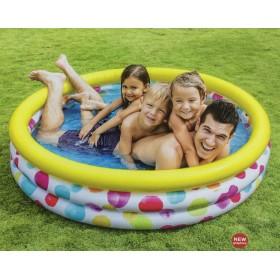 Детский надувной бассейн Intex Геометрия 58449 NP