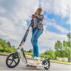 Самокаты Hudora – транспорт для взрослых и детей