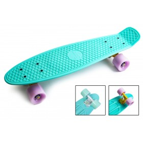 Пенні борд Класик 22 (Penny Board Pastel) бірюзовий