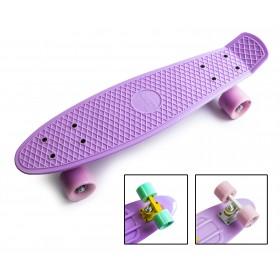 Пенни борд Классик 22 (Penny Board Pastel) лиловый