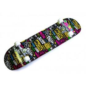 Скейтборд с рисунком Sportdrive Music