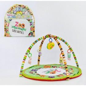 Ігровий музичний килимок BabyCarpet 1821