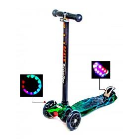 Триколісний самокат Scooter Maxi Best Print H20