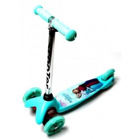 Трехколесный самокат Scooter Mini Best Frozen
