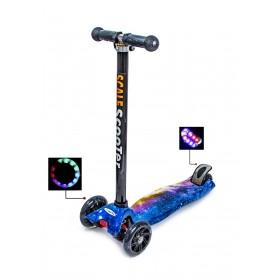 Триколісний самокат Scooter Maxi Best Print Всесвіт