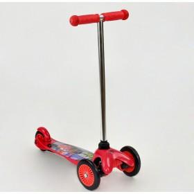 Трехколесный самокат Best Scooter ТК 58415 красный