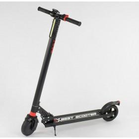 Электросамокат Best Scooter складной 27534 черный