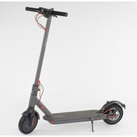 Электросамокат Best Scooter SD-2205 серый