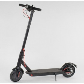 Электросамокат Best Scooter SD-3678 черный