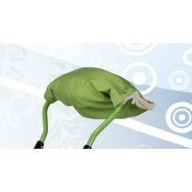 Муфта к санкам Adbor PICCOLINO, зеленая