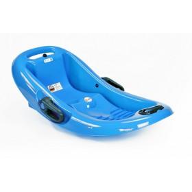 Санки KHW Snow Flipper de luxe голубые
