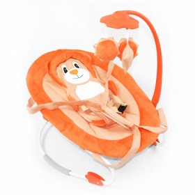 Шезлонг-качалка Tilly BT-BB 0002 оранжевая