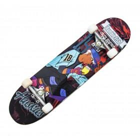 Скейтборд с рисунком Sportdrive БОКАЛ