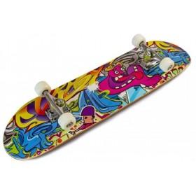 Скейтборд с рисунком Sportdrive Graffity