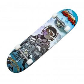 Скейтборд с рисунком Sportdrive HANDS FREE