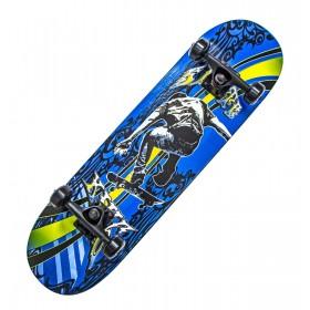 Скейтборд с рисунком Scale Sports DISPLEY KING
