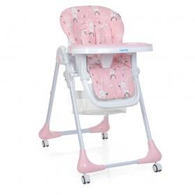 Стульчик для кормления Bambi M3233 Rabbit Girl розовый