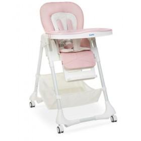 Стульчик для кормления Bambi M 53822 Baby розовый