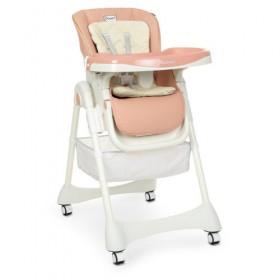 Стільчик для годування Bambi ME 1086 DESSERT, рожевий