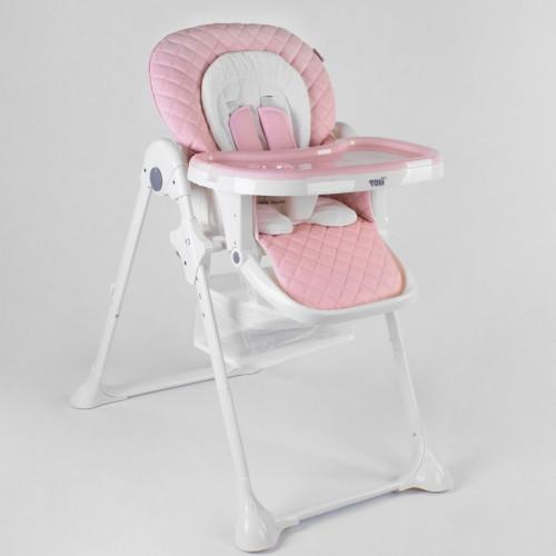 Стульчик для кормления Toti W80108, розовый