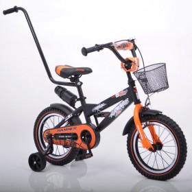 """Велосипед двухколесный Sigma HAMMER S 600 14"""" черно-оранжевый"""