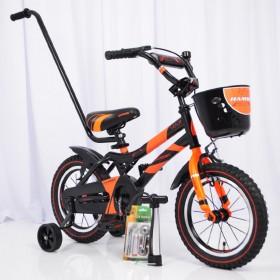 """Велосипед двухколесный Sigma HAMMER 14"""" оранжевый"""