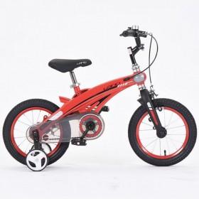 """Велосипед двоколісний Sigma LANQ магнієва рама і вилка 14"""" червоний"""