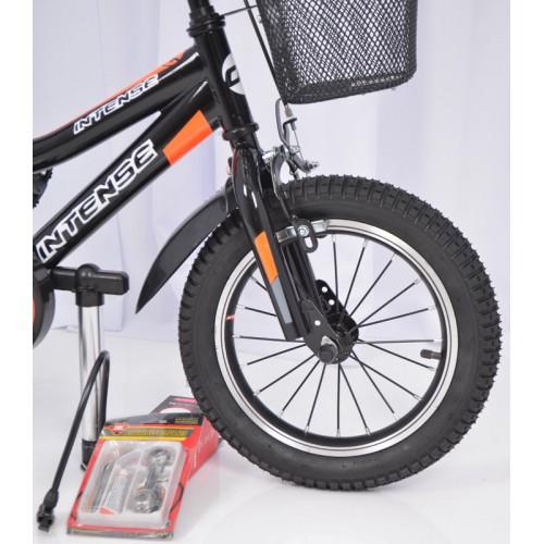 """Велосипед двухколесный Sigma INTENSE N-200 14"""" черный"""