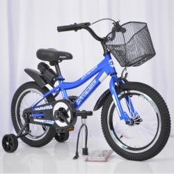 """Велосипед двухколесный Sigma INTENSE N-200 16"""" синий"""